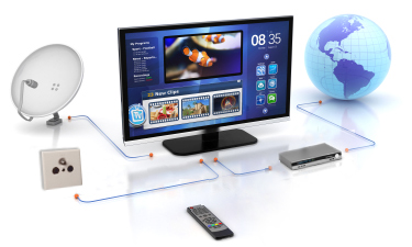 Satelliten- & TV-Receiver
